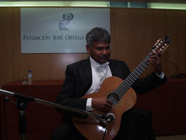 Concert José Ortega Fundation